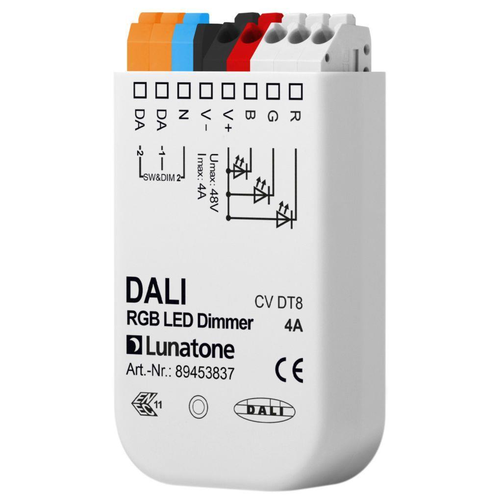 Dimmer LED DALI RGB CV DT8