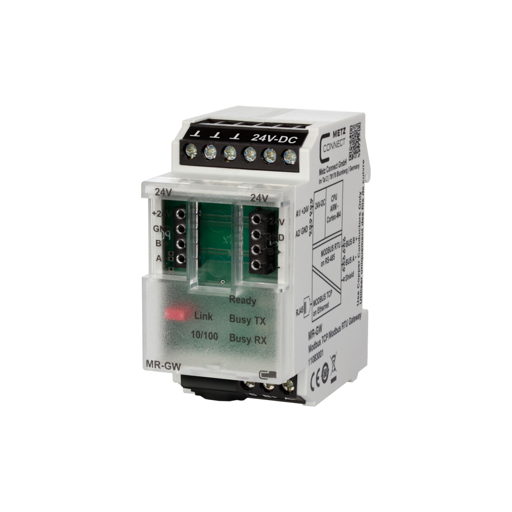MR-GW Modbus RTU / Modbus TCP Gateway