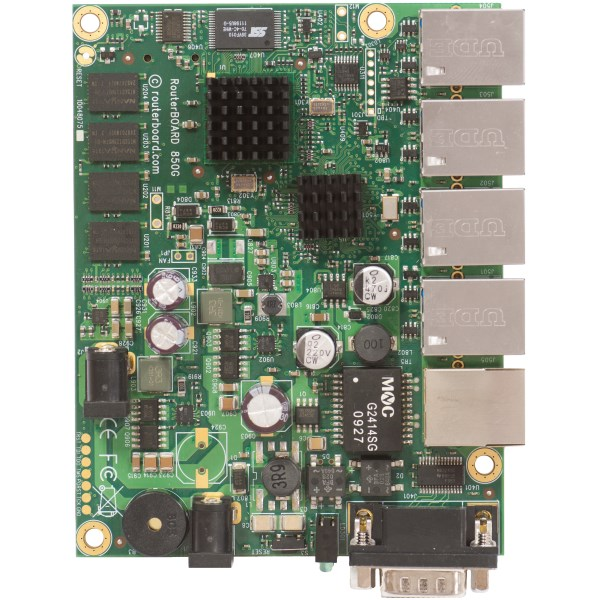 RouterBOARD 850Gx2