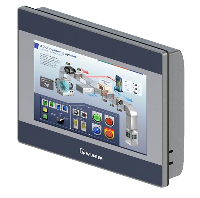 cMT-3072 HMI con Display 7