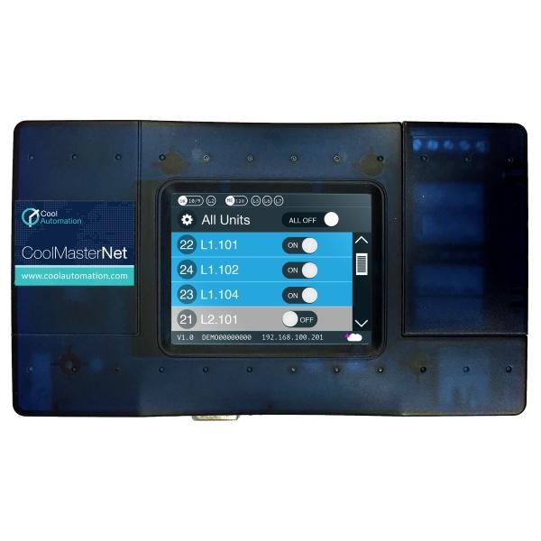 CoolMasterNet - KNX: Gateway VRV