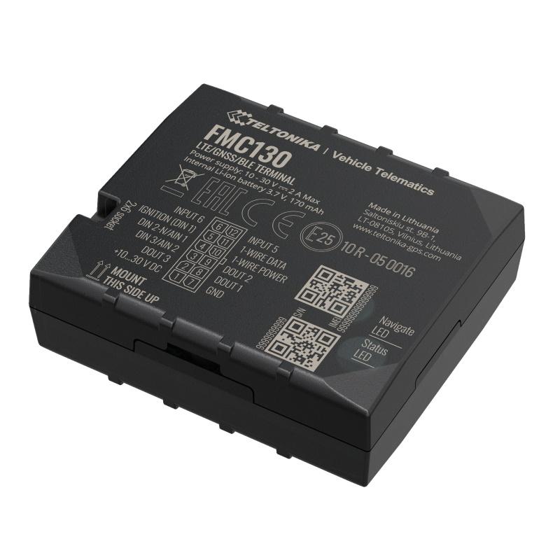 FMC130 Terminale LTE avanzato con configurazione flessibile degli ingressi