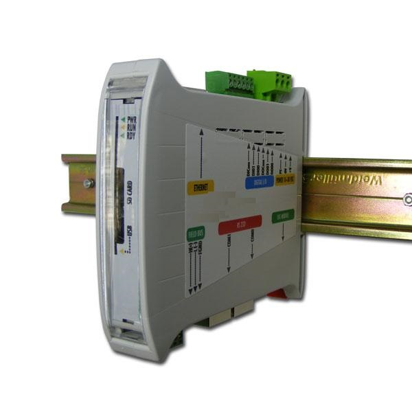 Pulse counter web Datalogger 18 DI ETH-L