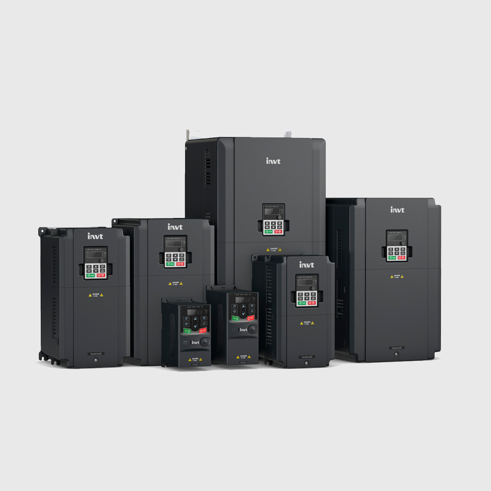 GD20-EU 230 Volt Trifase 0,4KW
