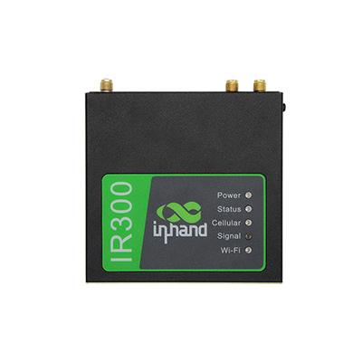 IR305-FQ58 LTE cat. 4, 5 porte Ethernt