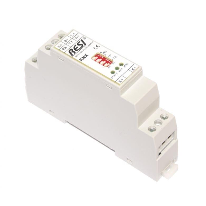 RESI-KNX-ASCII Gateway Konnex-ASCII