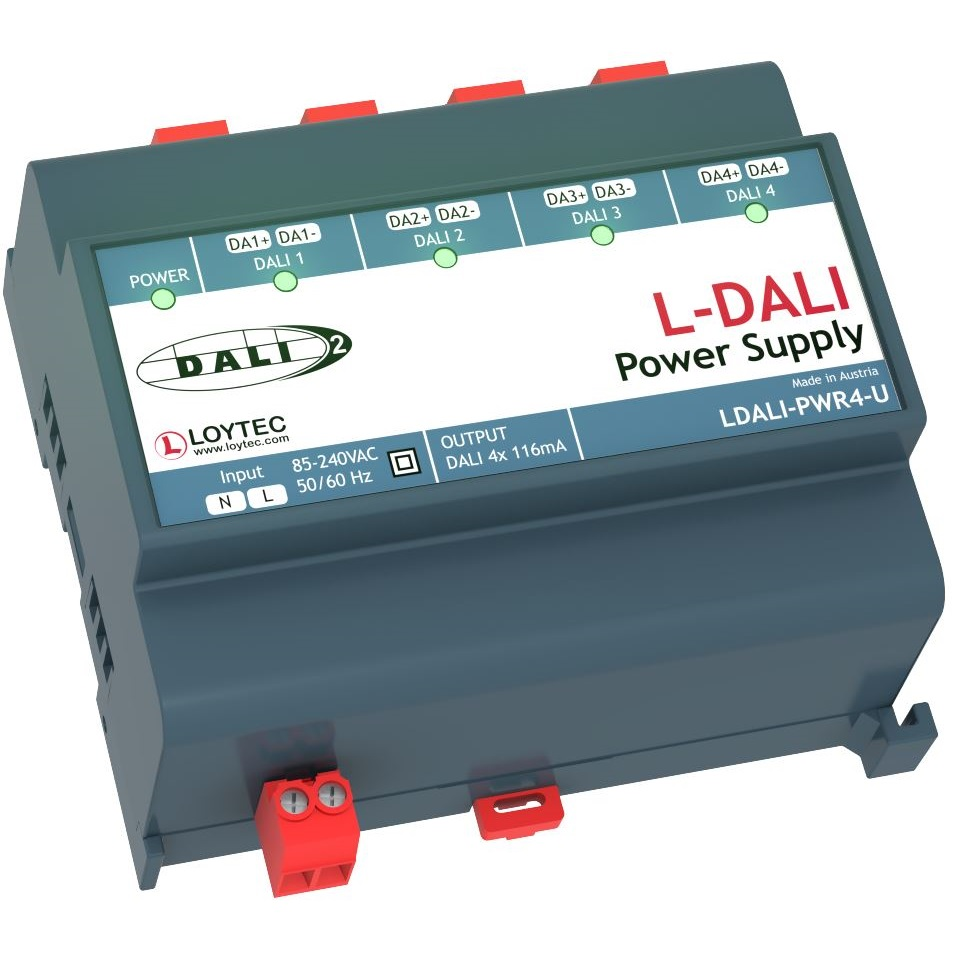 LDALI-PWR4-U_ Power supply up to 4 lines
