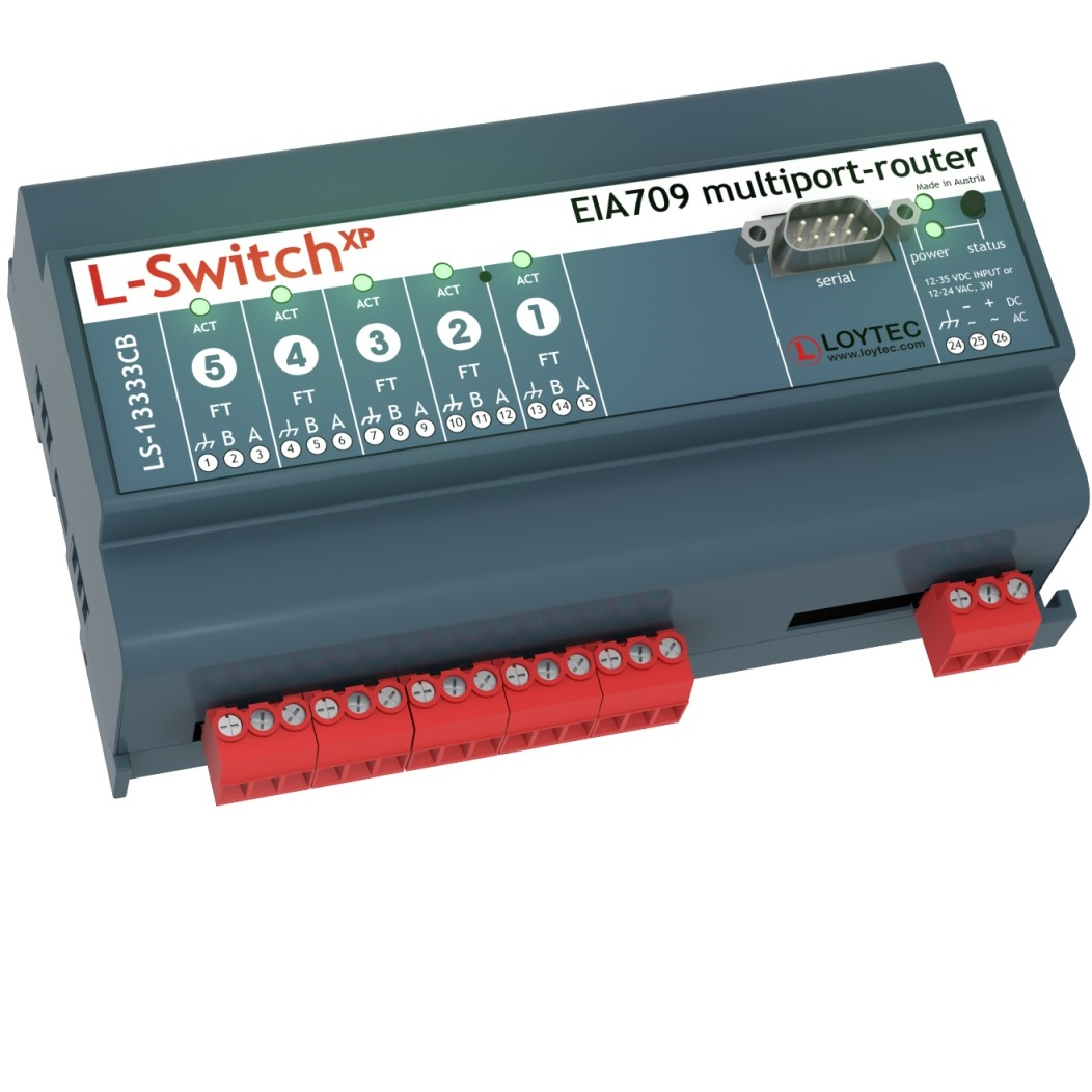 LS-13333CB L-Switch CEA-709 Router