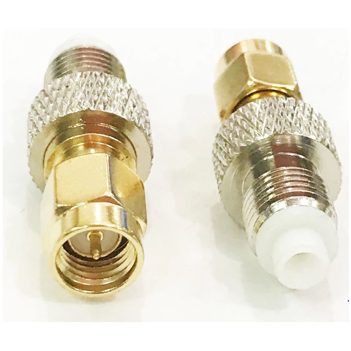 Adapter female FME to male SMA
