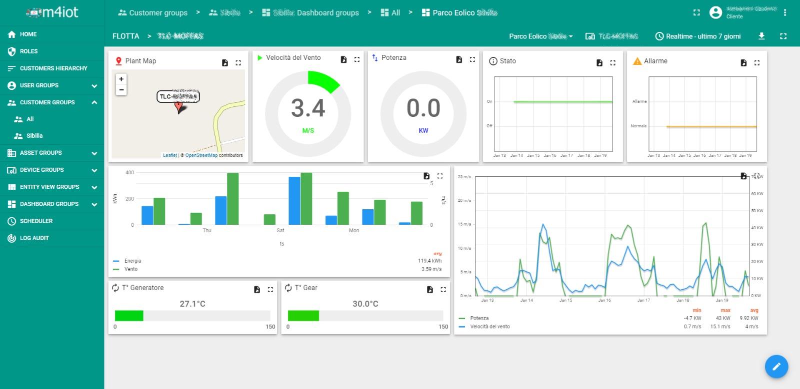 M4IOT Marcom IoT Platform