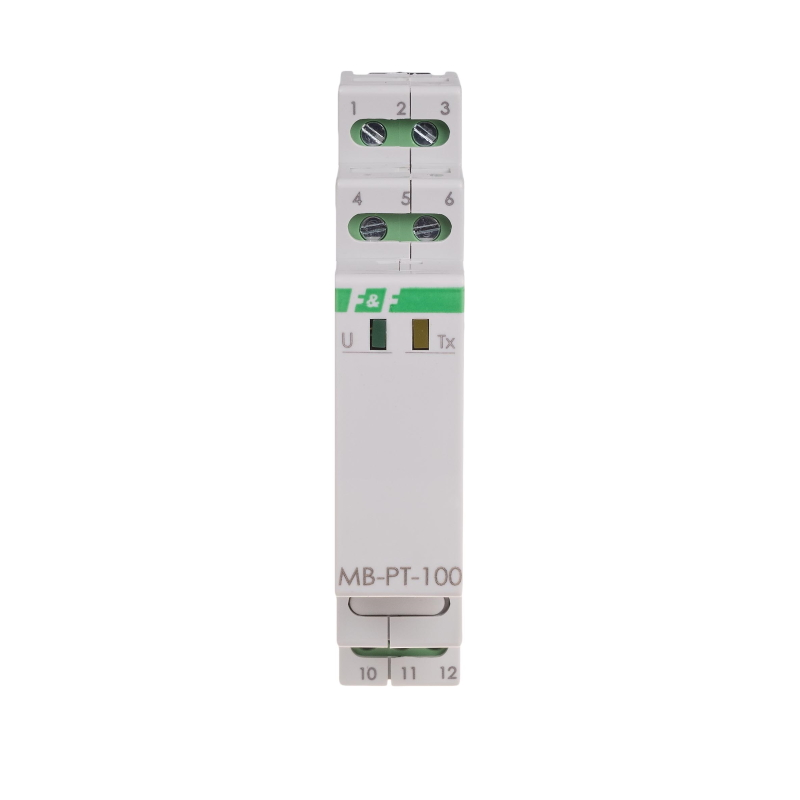 MB-PT100: 1 input PT100 Module