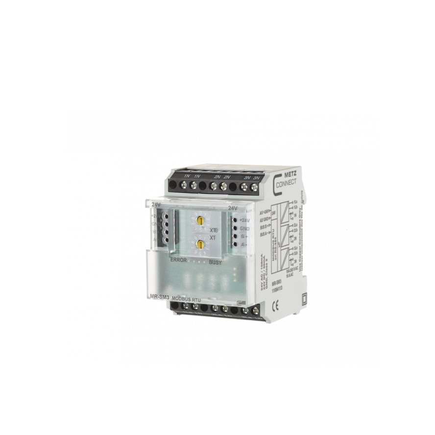 MR-SM3  Smart Meter Modbus RTU
