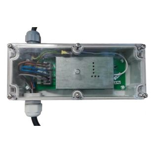 P8 R DALI N IP65: Built-in receiver Poseidon® with DALI output