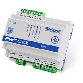 PW100  M-Bus  (100 devices)