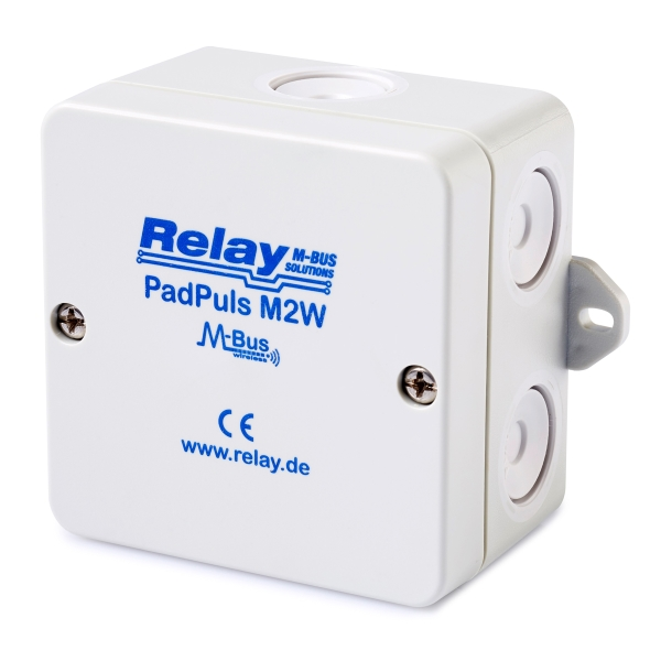 PadPuls M2W Wireless M-Bus Pulse adapter for 2 channels