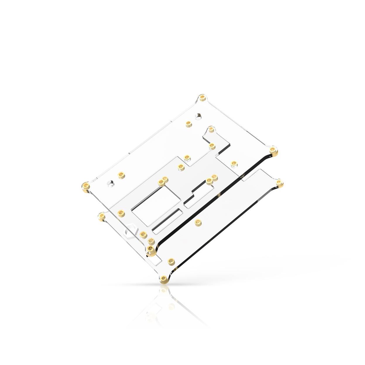 RAKBox-B5 Transparent Acrylic Enclosure