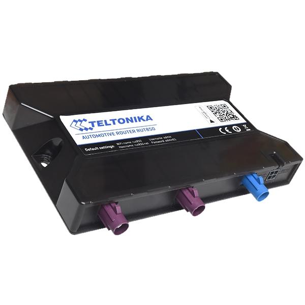 Teltonika Router 850 Automotive Router with GPS antenna