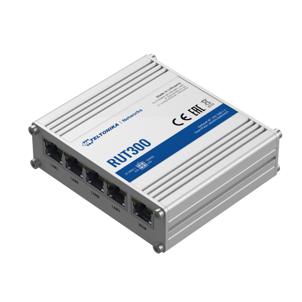RUT300 - Router ethernet industriale