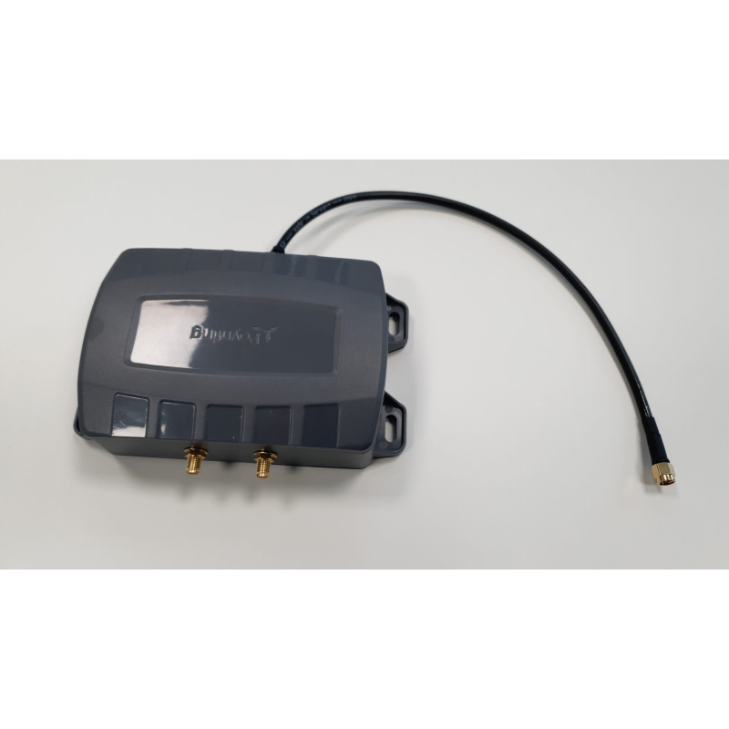 ULTRA-WIDEBAND TWO WAY SPLITTER  410 – 7200 MHz