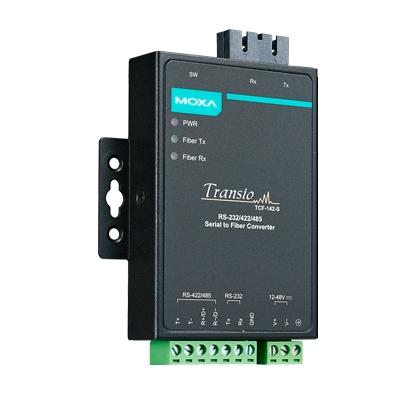 RS-232/422/485 serial converter optical fiber SC multi-modal