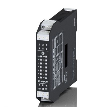 Z-10-D-IN 10-CH Digital Input module / RS485