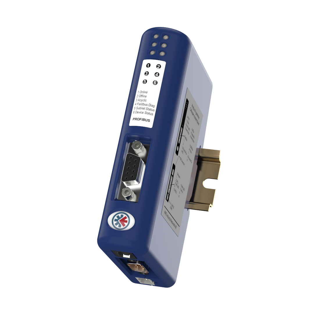 AB7000-C - Profibus-DP serial Gateway