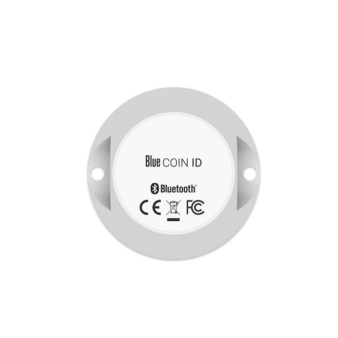 Blue-COIN-ID-1.0 I Beacon