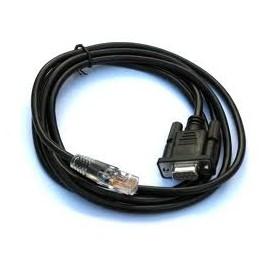 CBL-RJ45F9-150:Cavo RJ45F9-150  8-pin RJ45 to DB9 female cable, 150 cm