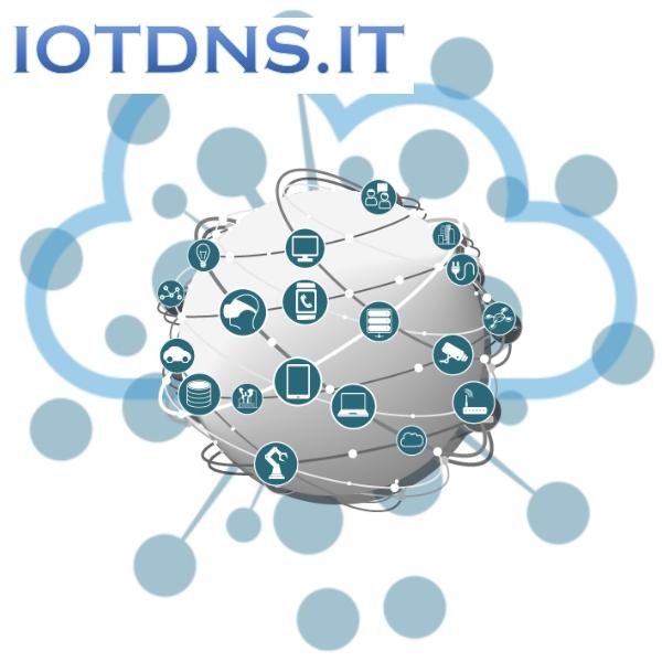 IOTDNS Servizio DDNS DYNAMIC DOMAIN NAME  SYSTEM