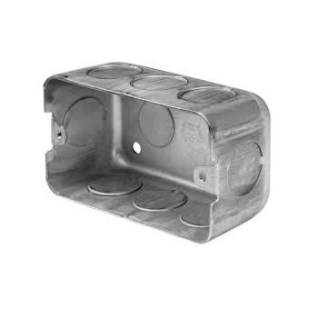 ICPDAS   OB120 Outlet Box for TPD-280/TPD-280U/TPD-283/TPD-430/TPD-433 Devices