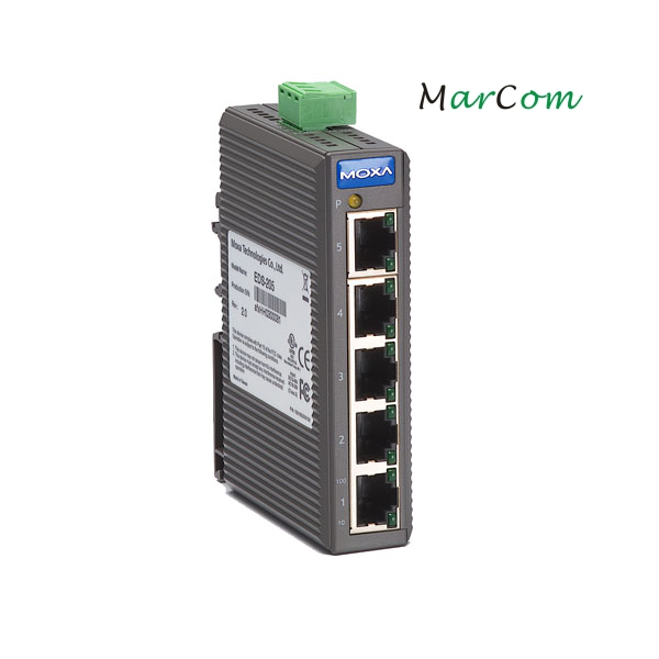 EDS-205 - 5 ports Ethernet Switch
