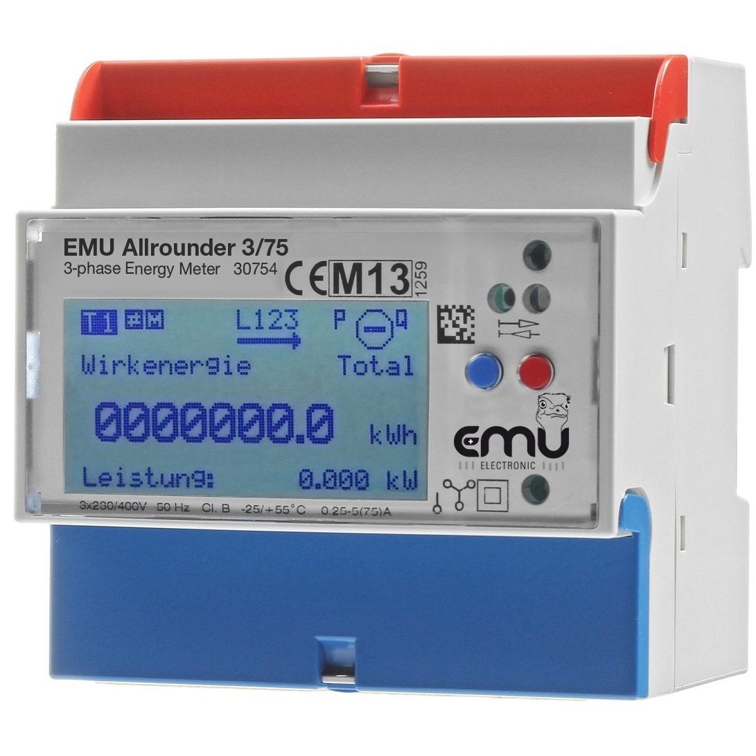 EMU misuratore trifase