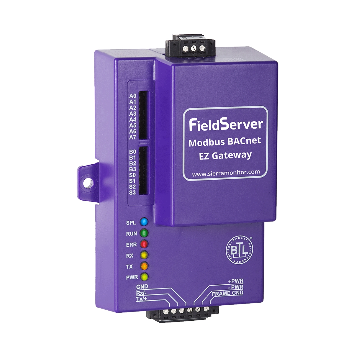 EZ Gateway, Modbus to BACnet (1,000 point)