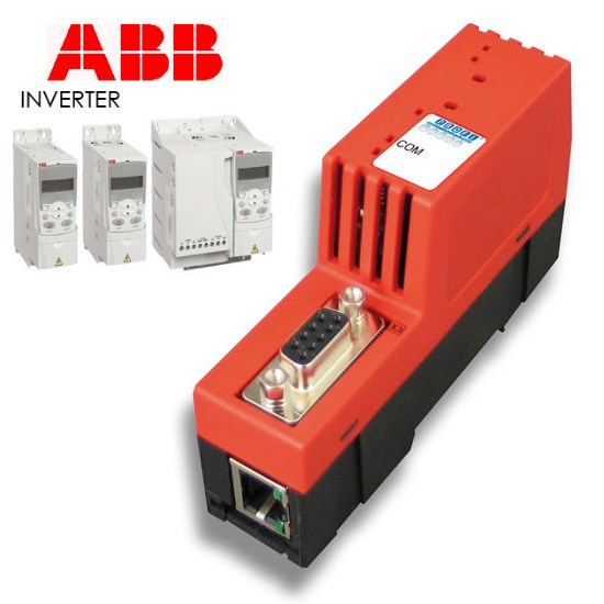 Gateway per inverter ABB ACS355/ACS850/ACS880/ACQ810
