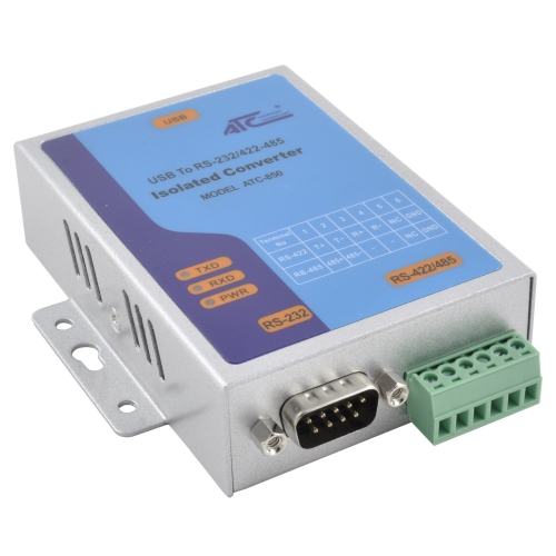 ATC-850 - USB-serial RS232 and RS485/422