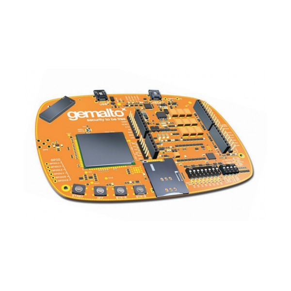 Gemalto Java Concept board  incl. EHS6 GSM module