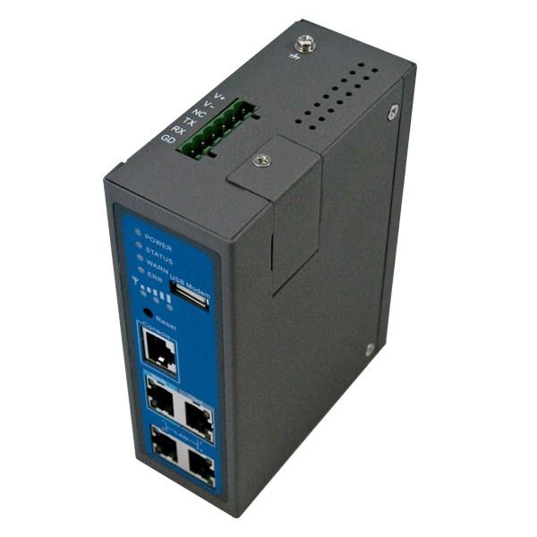 Router Industriale IR794UE01 LAN TO LAN - 4x porte Eth