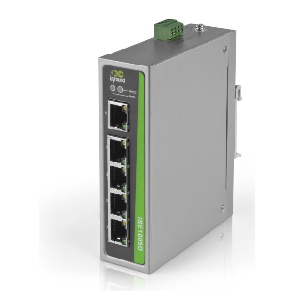 ISE1005D: Unmanaged Ethernet Switch