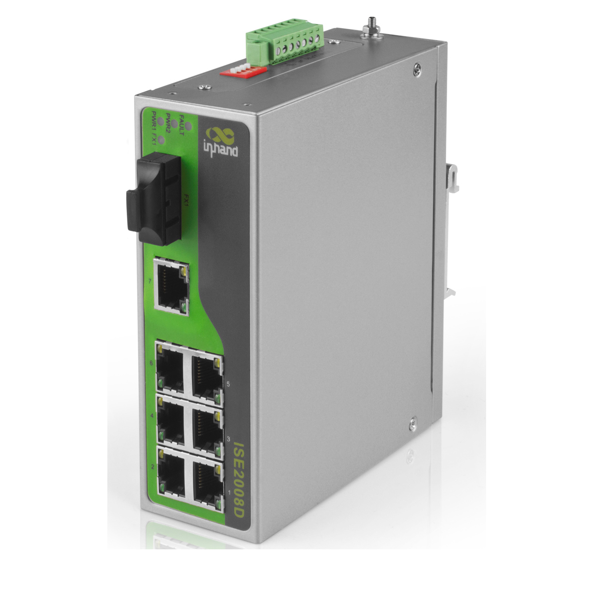 Ise Unmanaged Ise 2008d Industrial Ethernet Switch 8