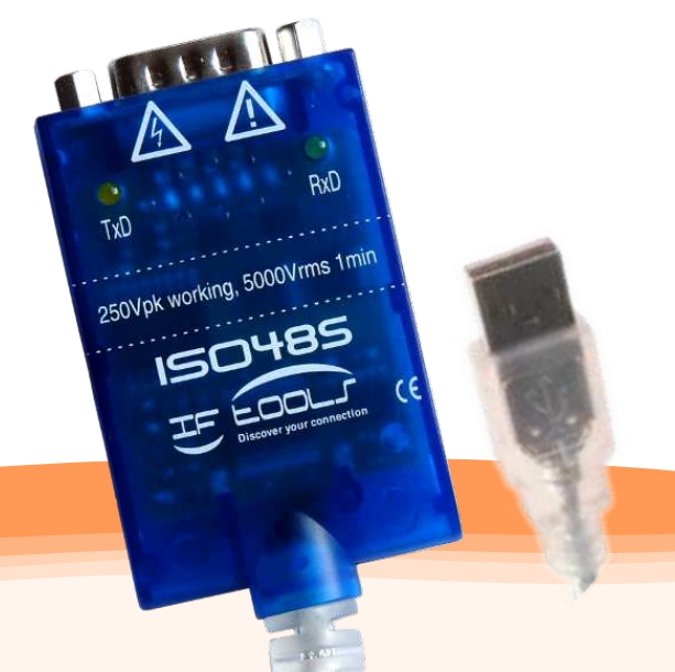 Convertitore Seriale USB ISO485 Isolato