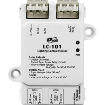 LC-101 CR: MODULE LIGHT CONTROL