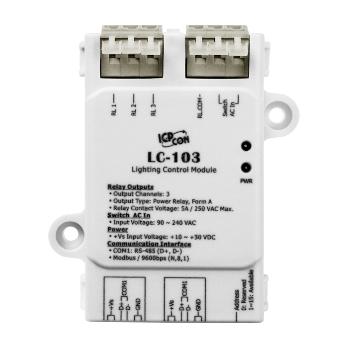 LC-103 Module for lights control