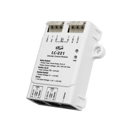 LC-221 Module for lights control and dimmer