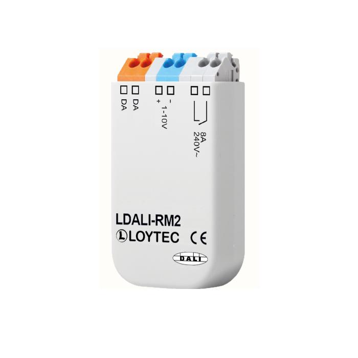 L-DALI-RM2 Relay Module, Analog Interface