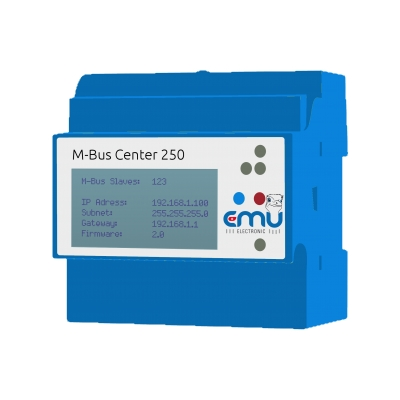 EMU  M-Bus Center Datalogger MBUS
