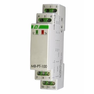 MB-PT100: Modulo 1 ingresso PT100