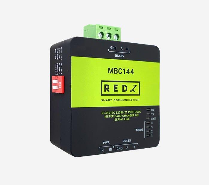 MBC144:Gateway IEC62056-21 Protocol Auto Baud Changer