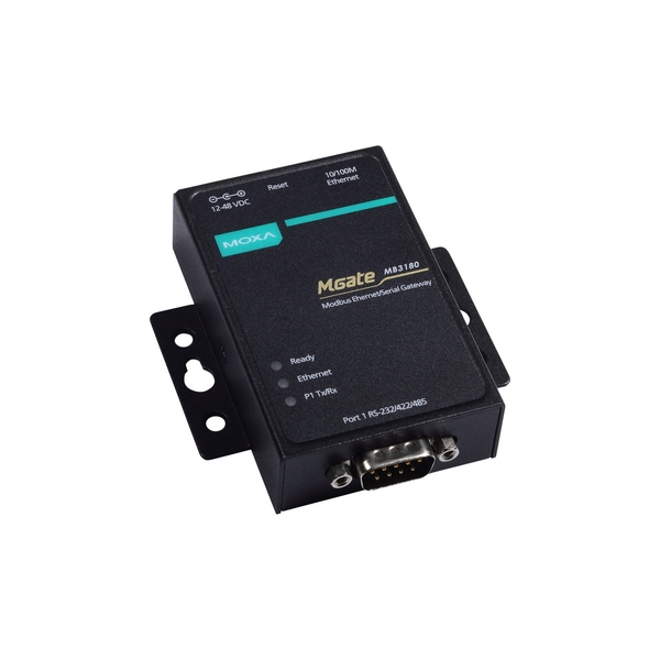 MOXA MGate MB3180: gateway  MODBUS TCP - RTU