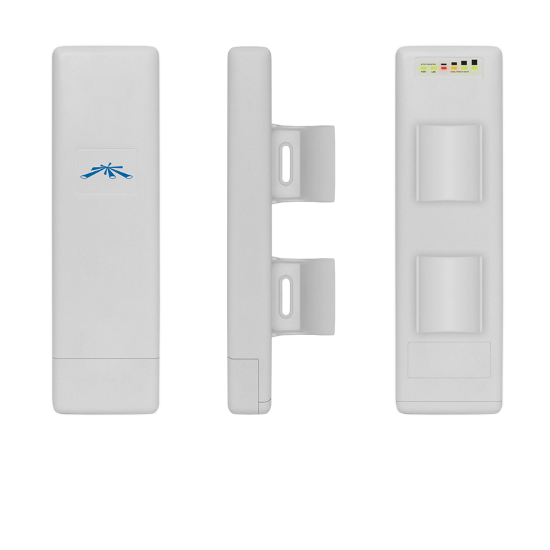 UBIQUITI - NanoStation CPE 2,4GHz - 10dB