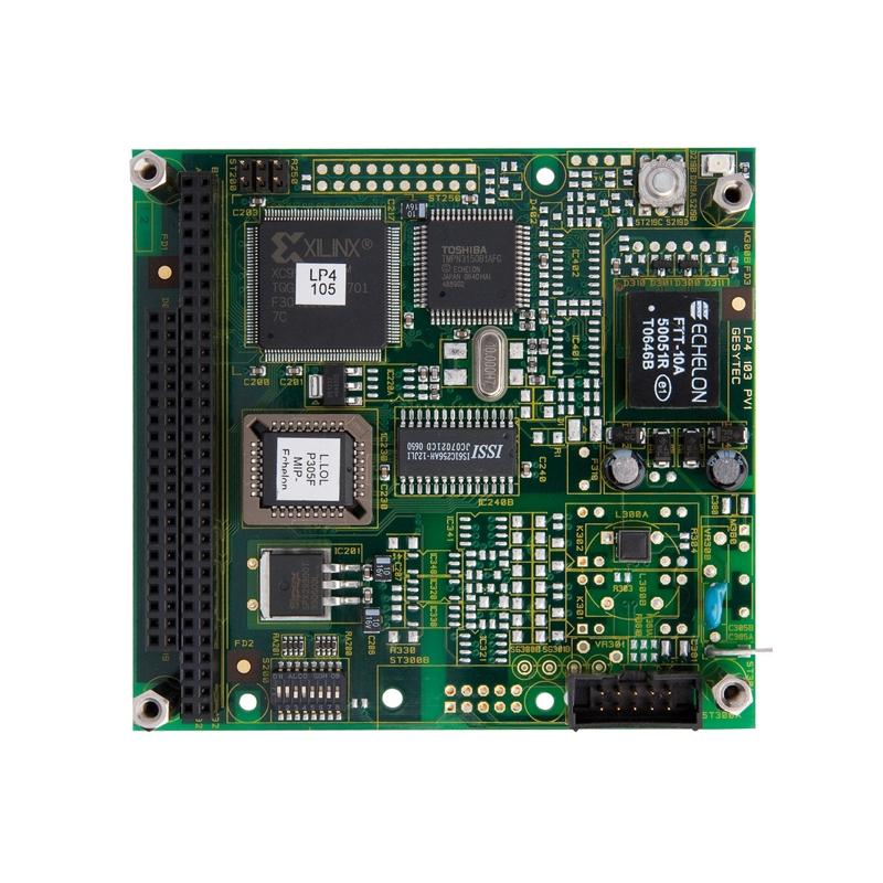 Interfaccia Easylon PC/104 con transceiver FTT-10 e firmware MIP/P50